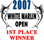 2007 Marlin Open Winner
