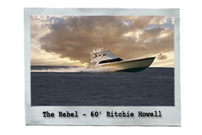 The Rebel- Virginia Beach Offshore Fishing Charter Boat