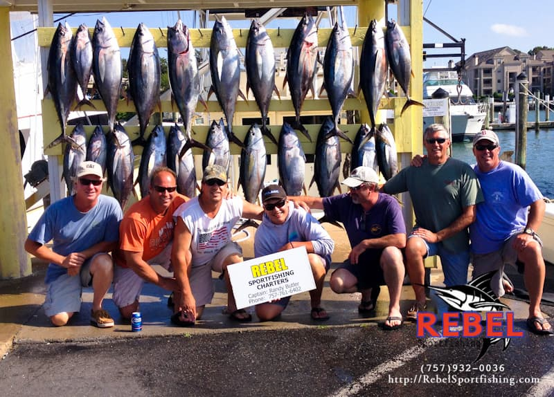 Captain Randy Butler - Virginia Beach Fishing Charter Captain