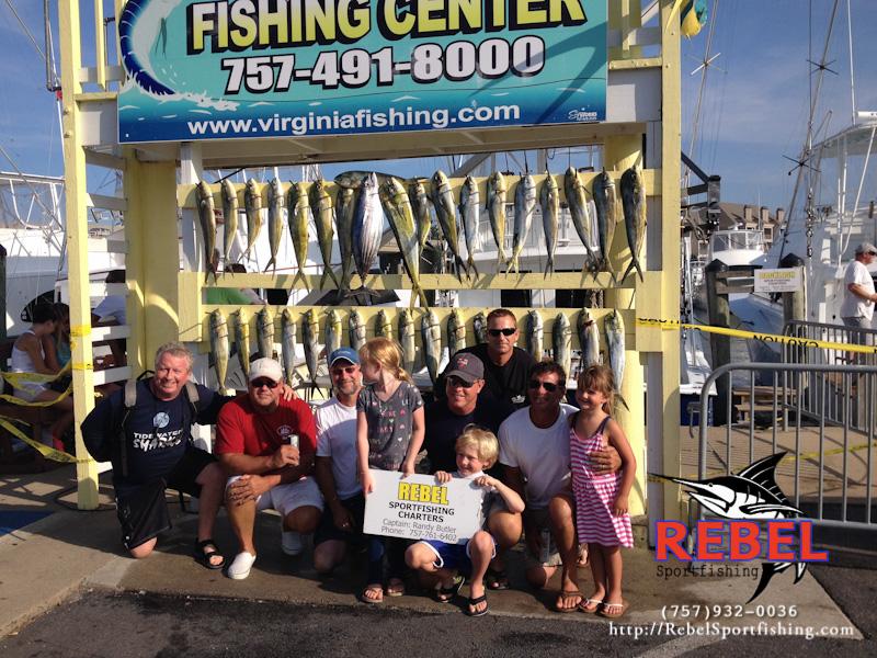 Deep Sea Fishing Virginia Beach