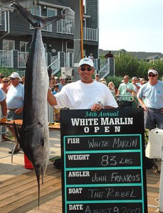 Rebel wins 2007 White Marlin Open