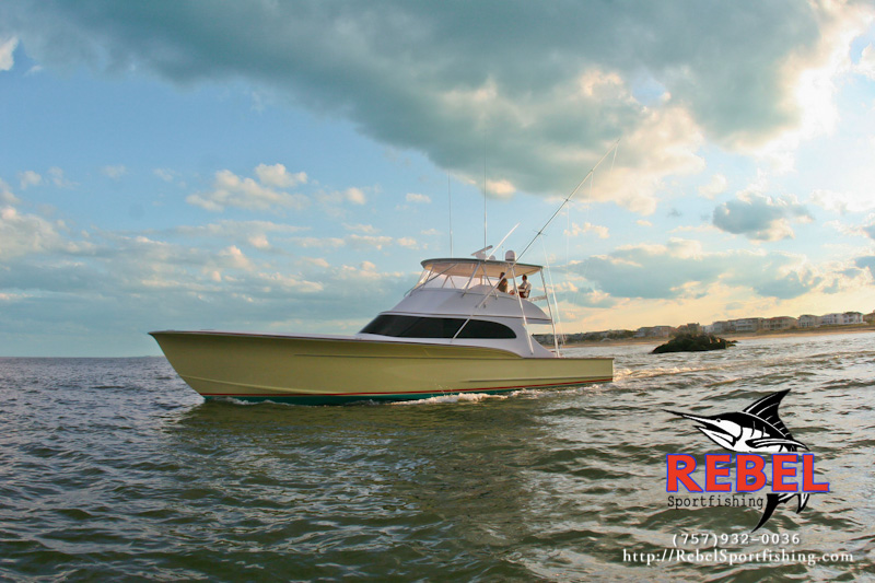 Exterior Photo Gallery Rebel Best Offshore Fishing Boat