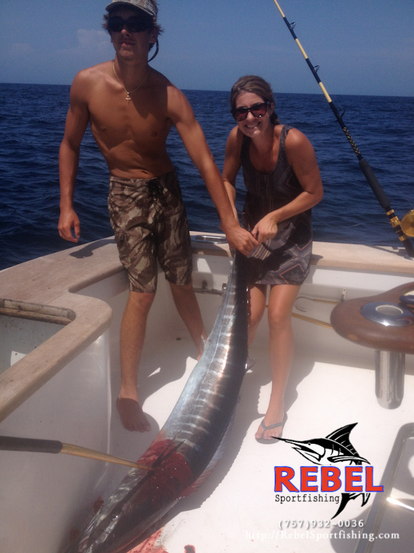 Fishing photos wahoo va beach fishing charter boat for Virginia beach fishing charters