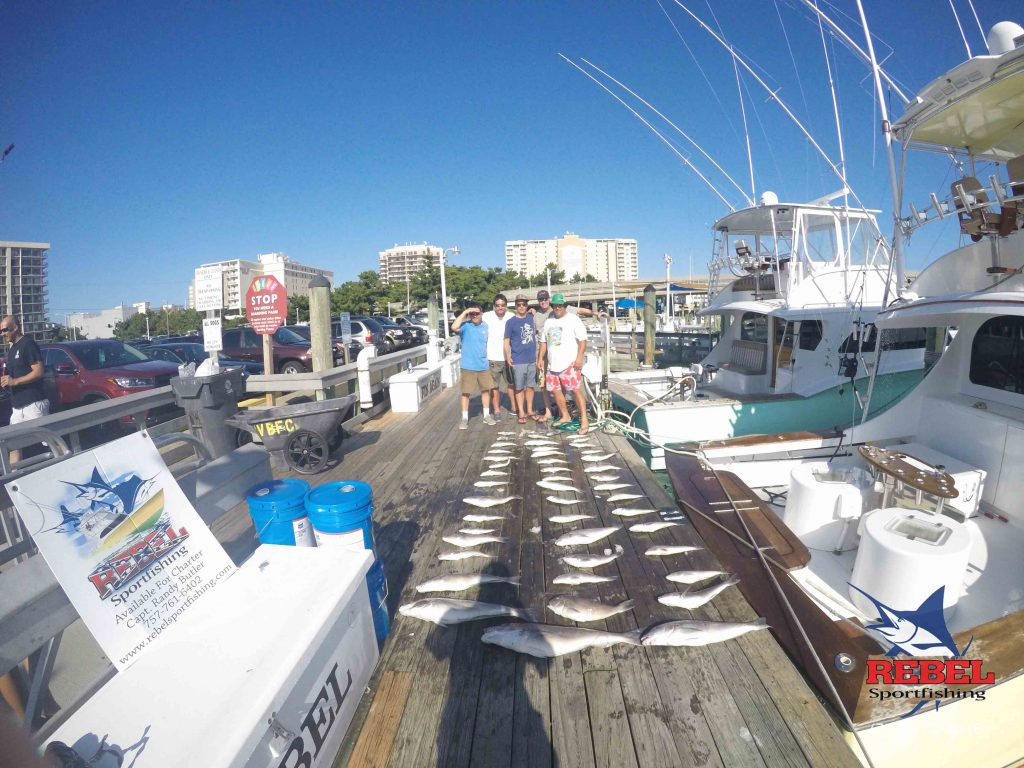 Fishing Charters Virginia Beach Reviews
